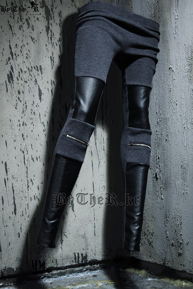 ByTheR Leather Men's Leggings Pants