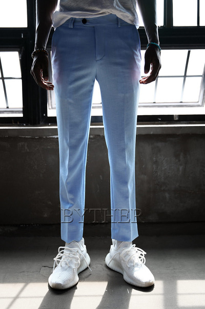 Sky Cooling Slim Slacks