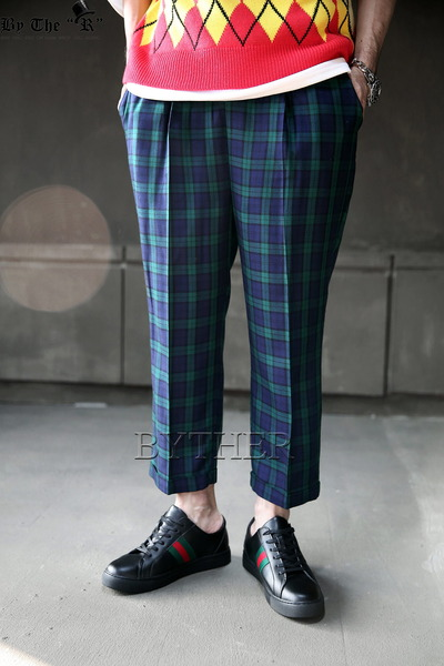 ByTheR Waistband Wide Slacks