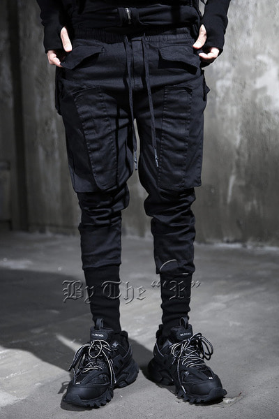 ByTheR Velcro Pocket Band Jogger