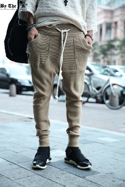 ByTheR Knit Training Jogger Pants