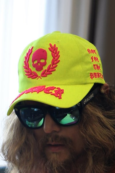 ByTheR Neon Embroidered  Fluorescent Ball Cap