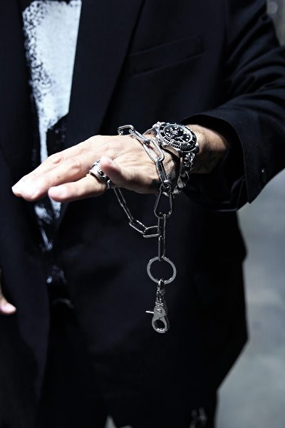 ByTheR Chain Keyholder