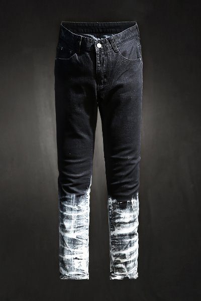 ByTheR Custom Under Painting Skinny Jean