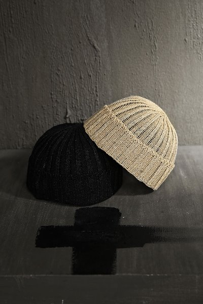 Hard Paper Short Watch Cap
