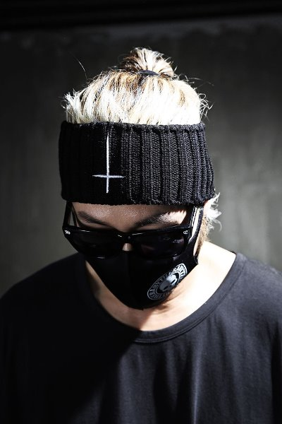 ProjectR Logo Knit Hair Band