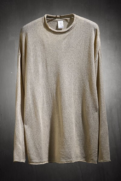 ByTheR Cool textured See-Through Knit